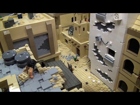 LEGO The Second Battle of Ramadi Iraq War – BrickFair Virgin