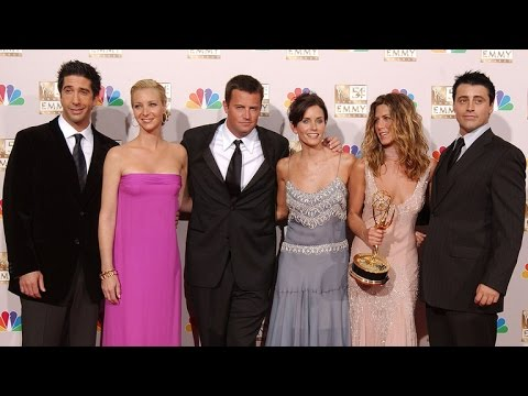 David Schwimmer Says It Was 'Lovely' to Reunite with His 'Friends' Castmates