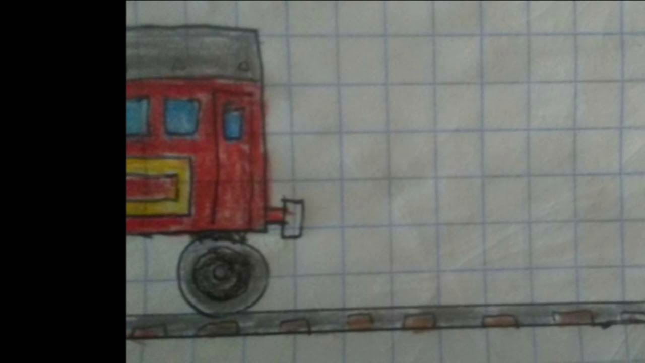 Download Ghost Train The Untold Story of Timothy Drawing Version