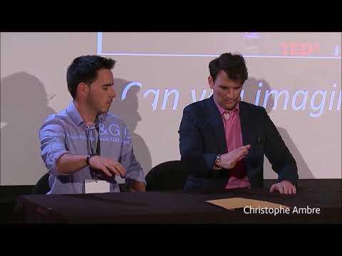 Mentaliste Suisse Genève Lausanne Montreux Connexion TED X Geneva