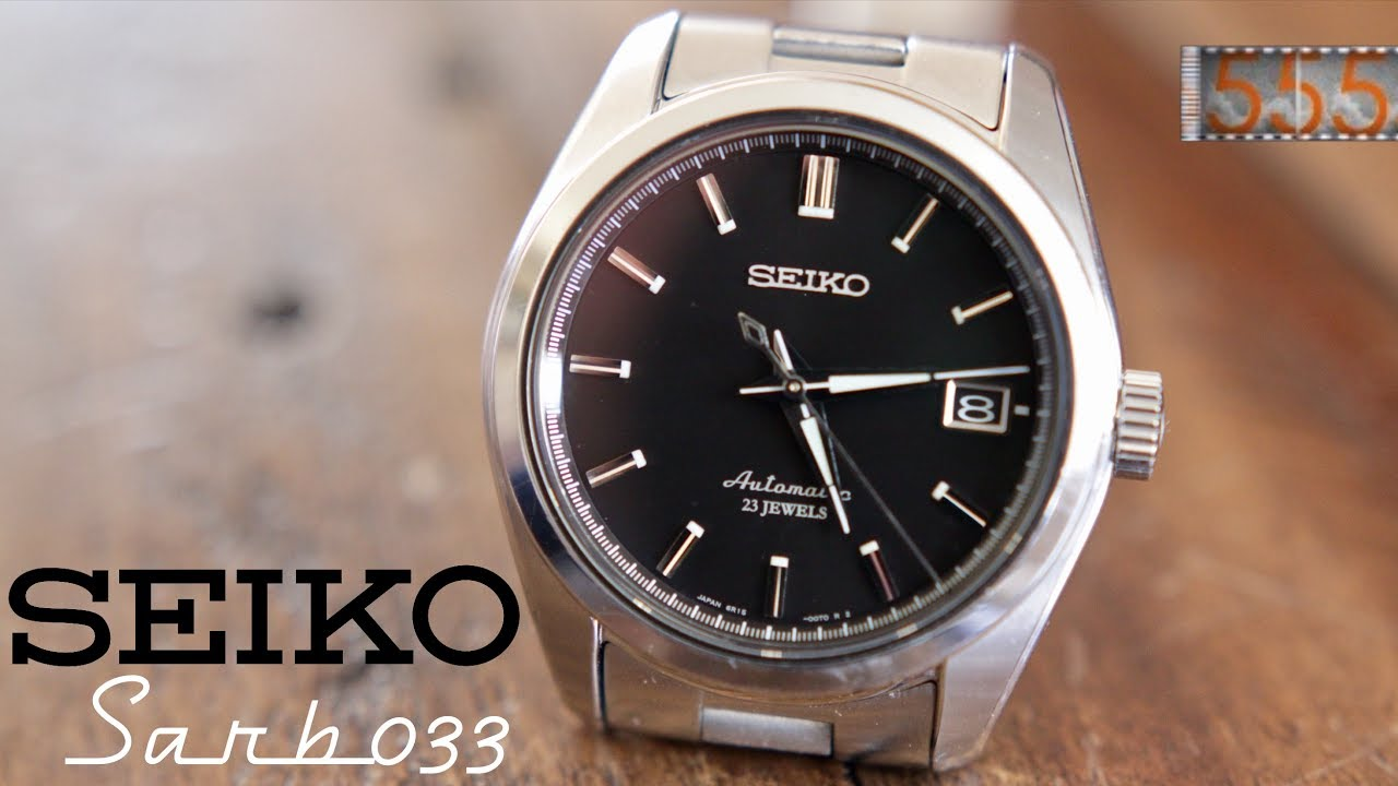 Seiko Sarb033 Affordable Rolex Alternative Dress Watch Review And Comparison By 555 Gear