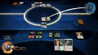 Magic The Gathering Duels of the Planeswalkers 2014 Gameplay (PC HD)