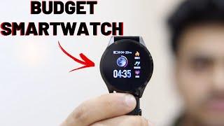 Best Budget SmartWatch | Q9 SmartWatch | Tech Unboxing 🔥