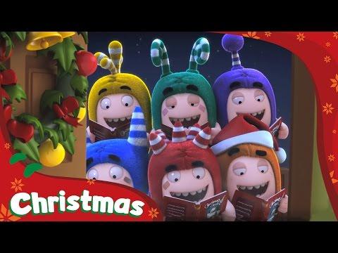 Oddbods | Christmas Carol