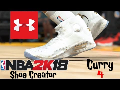 HOW TO GET CURRY 4 IN NBA 2K18! (All Colorways)