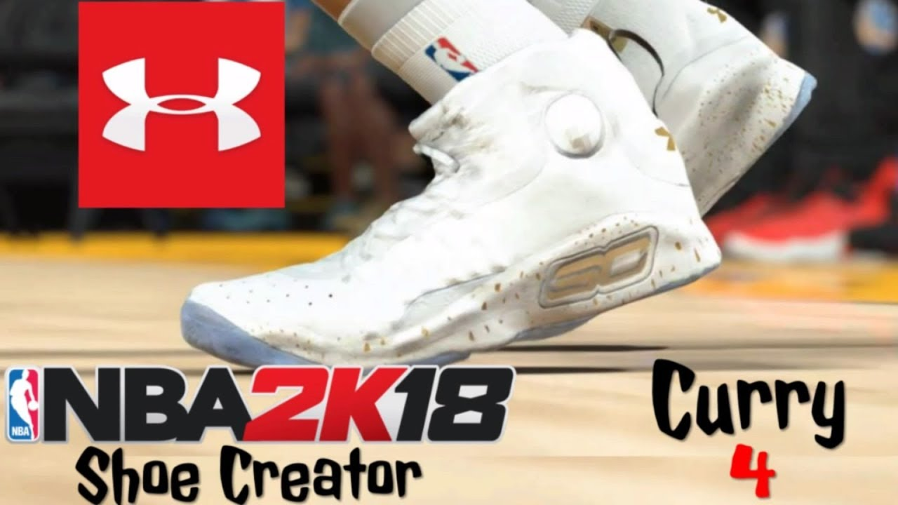 b151dd2dad63 HOW TO GET CURRY 4 IN NBA 2K18! (All Colorways) - YouTube