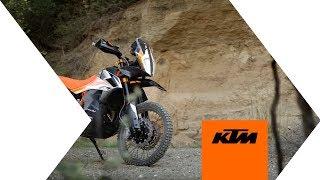 KTM 790 ADVENTURE R – YOU SPOKE, WE LISTENED | KTM