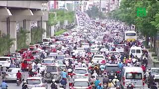VTC14 | Tranh cãi chuyện đề xuất mở làn riêng cho xe buýt ở Hà Nội