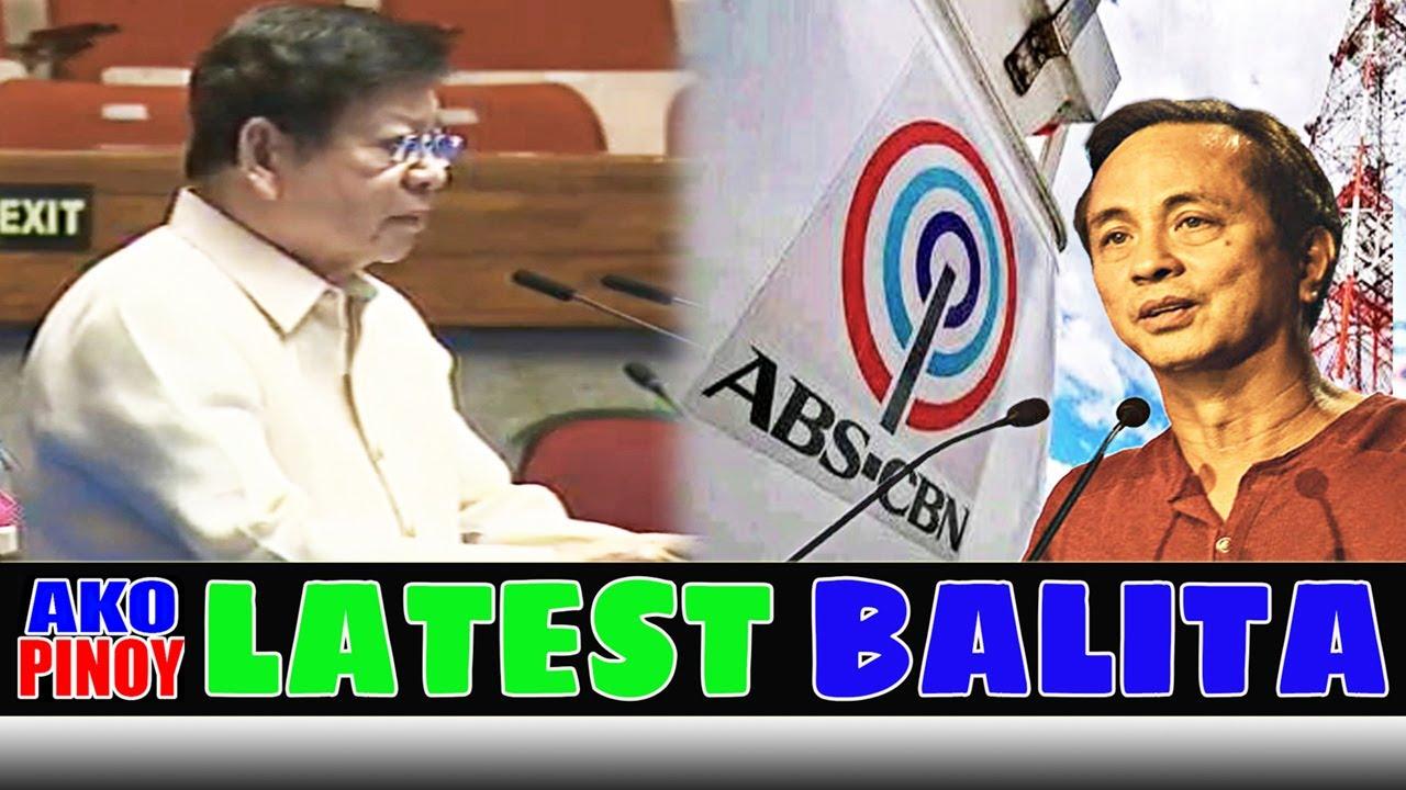 CONG MARCOLETA MAY MAIINIT NA MENSAHE SA ABS CBN FRANCHISE KAYA SARADO