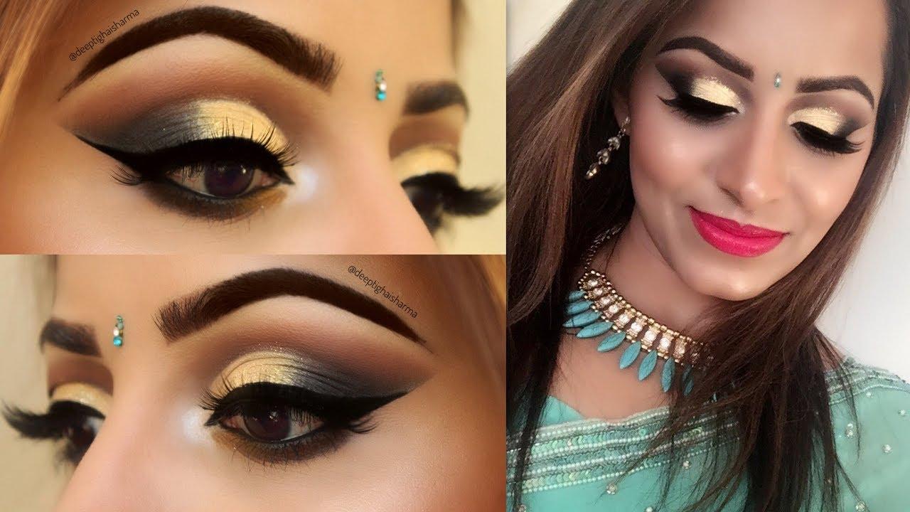 Indian Bridal Makeup Tutorial | Deepti Ghai Sharma