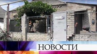 Украинские силовики устроили массированный обстрел окраин Донецка.