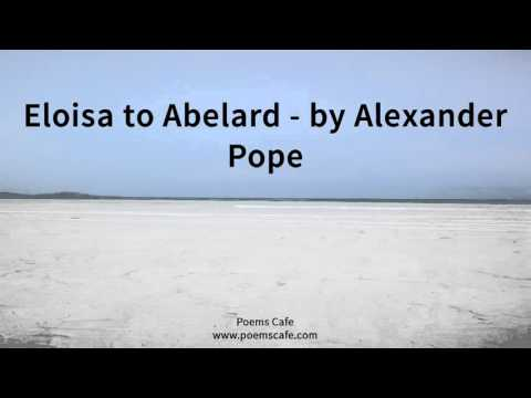 Eloisa To Abelard   By Alexander Pope