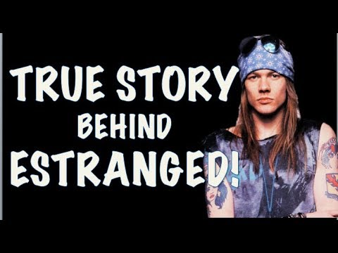Guns N' Roses Documentary:The True Story Behind Estranged! Most Expensive GNR Music Video!