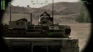 Rolling Thunder 11 - ArmA 2 Large Scale Tank PvP