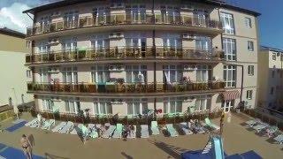 видео Отель «Гранд Прибой»