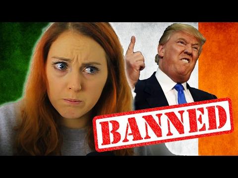 Trump Logic at the Northern Ireland Border