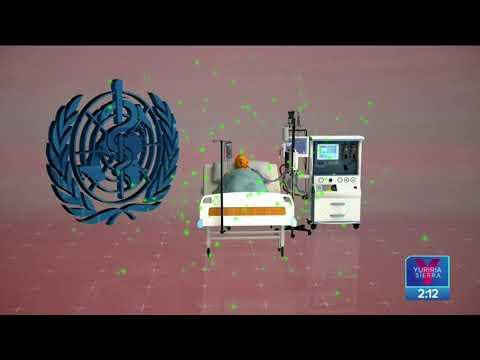 OMS reconoce que Covid-19 puede contagiarse por el aire | Noticias con Yuriria Sierra