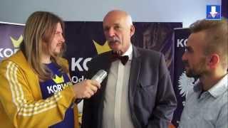 pod prąd tv wywiad z jkm koszalin 1 08 2015 w ramach tourne wakacje z korwinem