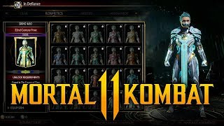 MORTAL KOMBAT 11 - All Character Skins/Costumes! (OVER 1,000+ Skins!)
