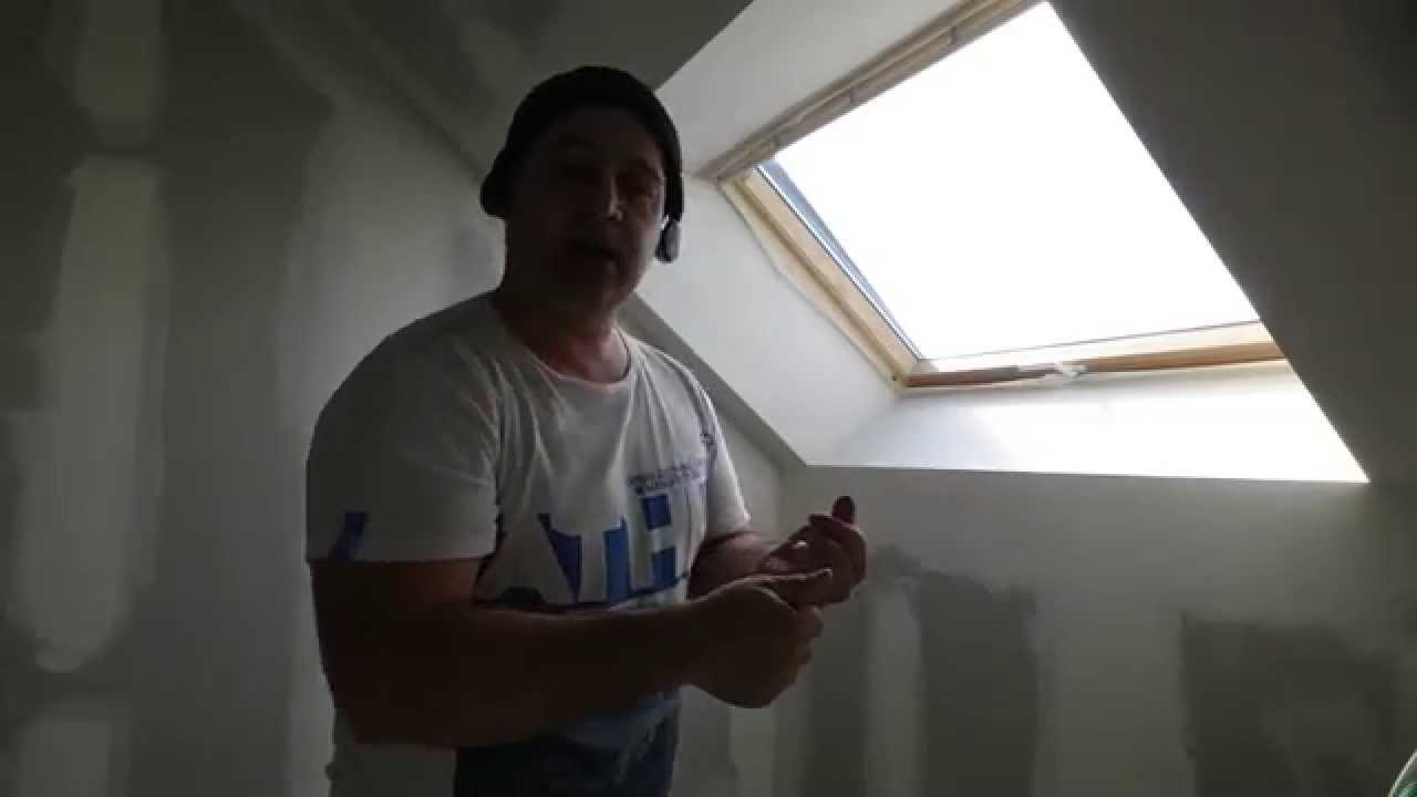 Pourquoi du scotch dans mon v lux placo youtube for Comment poser des velux