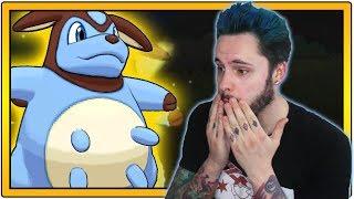 EPIC SHINY MILTANK REACTION  | Pokémon Sun and Moon Full Odds Shiny | My First SuMo Shiny