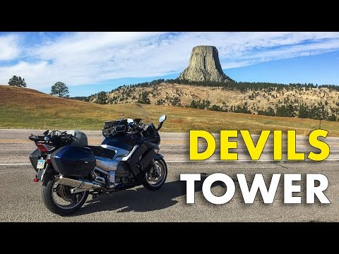 Motorcycle Trip Day 2: Exploring South Dakota & Wyoming