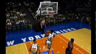 NBA 2K Dreamcast Dynasty Tribute (NBA 2K, NBA 2K1, NBA 2K2)
