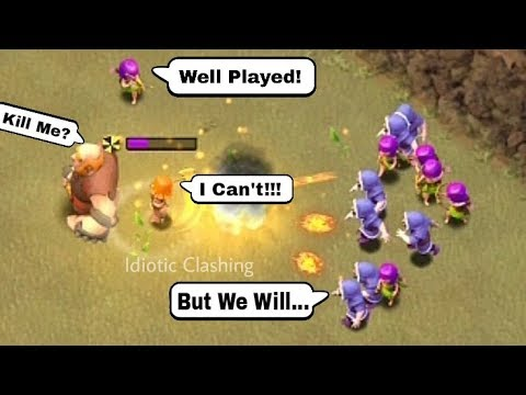 COC Funny Moments, Fails, Glitches, Wins & Trolls Compilation #17 | Clash Of Clans Montage