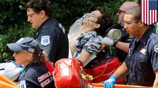 Central Park explosion: College student's foot blown off in New York blast - TomoNews