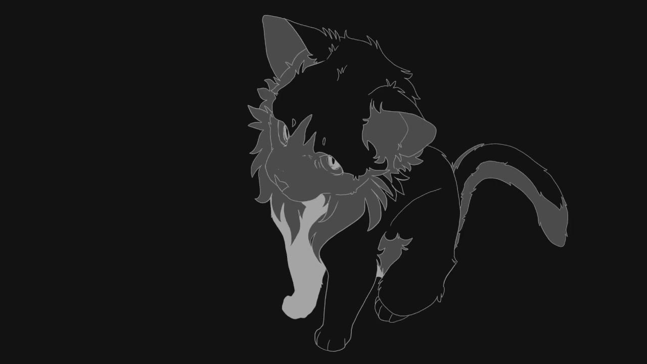 Kopf verloren - Cat Character Animated - Artfight Attack