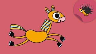 Pferd | Ich kenne ein Tier | SWR Kindernetz