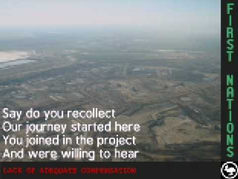 The Lepufology Project : Stop Tar Sands Development ! (Slower Version)