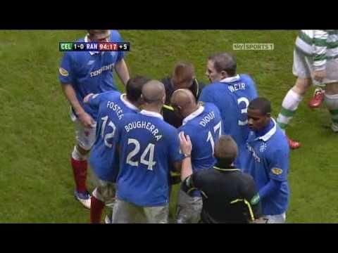 SFA Celtic v. Rangers