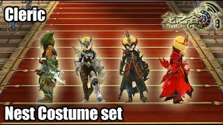 [Dragon Nest Awake] Cleric Nest Costume