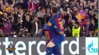 Noche de emociones en la remontada histórica del Barça