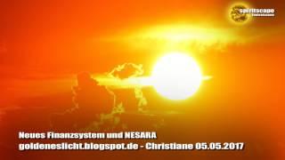 Goldenes Licht - Christiane: Neues Finanzsystem und NESARA