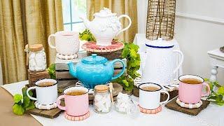 DIY Tea Party - Home & Family