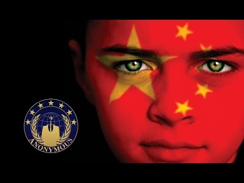 Anonymous Message to the government of China