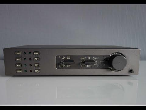 Quad 34 pre amp