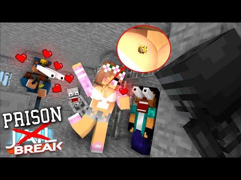 Download Monster School: Prison Escape Challenge- Minecraft Animation