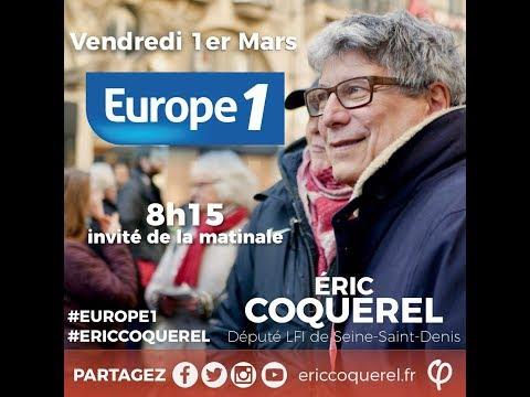 """Éric Coquerel (LFI): """"Dis-moi qui commande les sondages, je te donnerai un peu les résultats"""""""