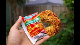 THE INDOMIE DONUT