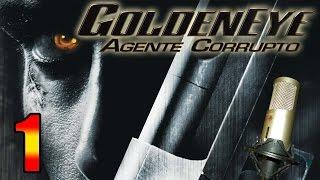 Goldeneye: Agente Corrupto - Gameplay en español - Parte 1 (Fort Knox y Ártico)