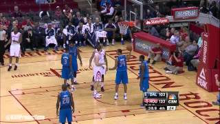 Tim Ohlbrecht's First NBA Points ᴴᴰ