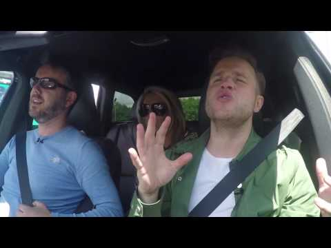 Leanne & Dave drive Olly Murs around Liverpool THE EXTENDED MIX!