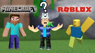ROBLOX OR MINECRAFT. WHAT'S THE BEST?! -Play Old man
