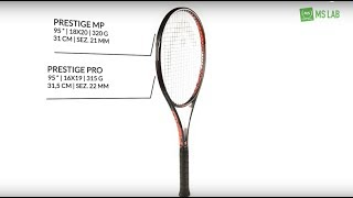 HEAD Graphene Touch PRESTIGE Tour e Mid - REVIEW