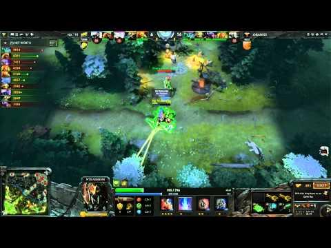 Orange vs Na'Vi LB Round 6A 3 of 3   English Commentary