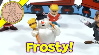 Frosty The Snowman Frosty Winter Ride 5-Figure Set
