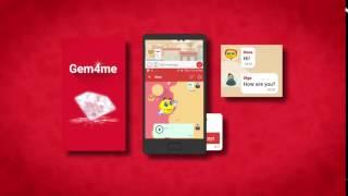GEM4ME - SAFE COMMUNICATION FOR THE PEOPLE WHU VALUE MONEY